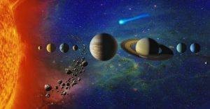 Anggapan Terhadap Alam Semesta dan Benda-benda Langit